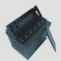 automobile battery cover mould