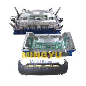automotive rear bumper mould