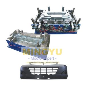automobile front bumper mould