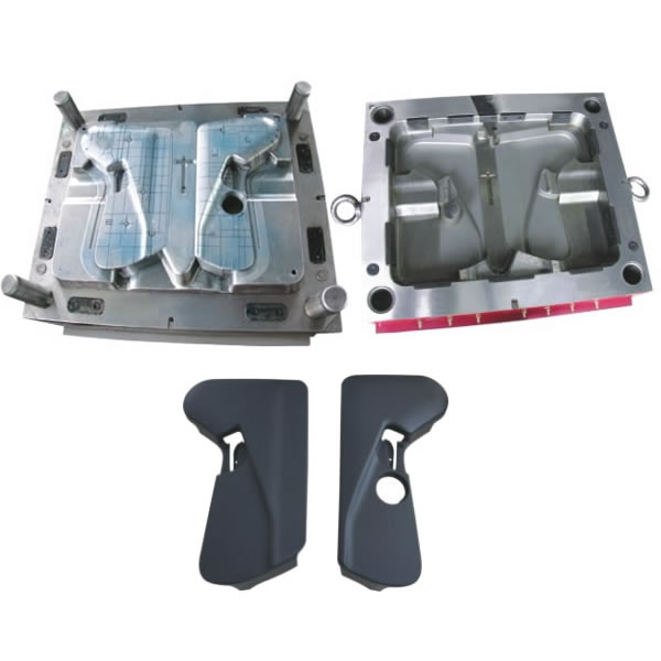 auto interior part mold