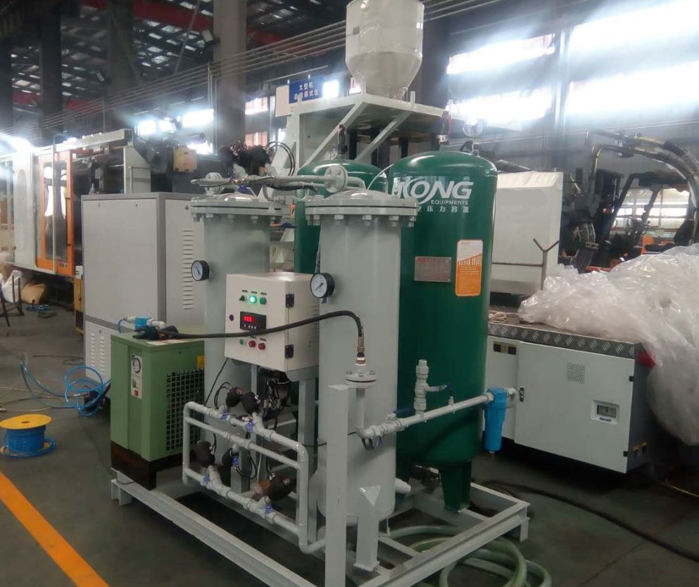 gas assisted injection molding equipment