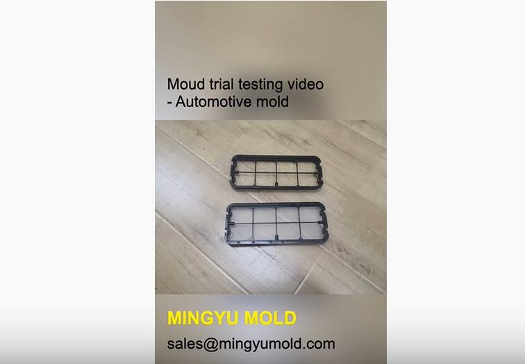 Auto air filter net mold testing