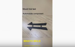 Automotive component mold testing