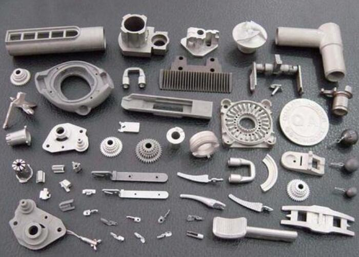 Powder injection molding process